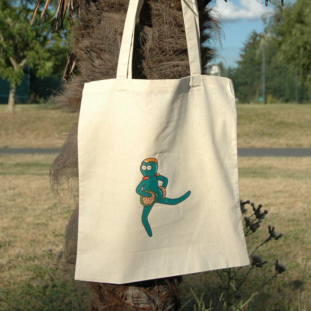 Totebag - Cheezboyger